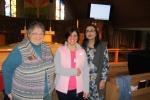 Lucie, Joy, Cynthia